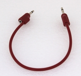 Tiptop Audio Stackcables Red 30cm