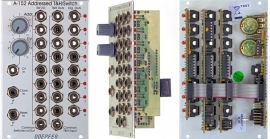 Doepfer A-152 Voltage Addressed Track&Hold / Analog Shift Register (ASR)/ Octal Switch (Multiplexer)