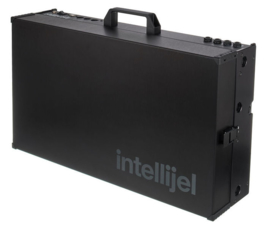 Intellijel 7U Black Stealth Case 104 HP (erurorack case)