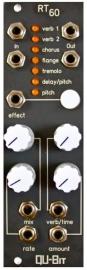 Qu-Bit Electronix - RT60, Black
