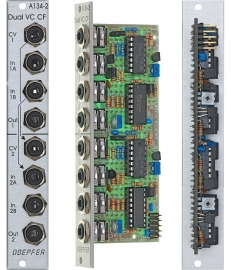 Doepfer A-134-2 Dual Voltage Controlled Crossfader