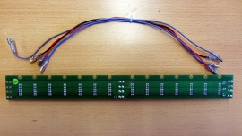 Doepfer A-100BUS4 Busboard with 4 cables