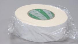 Nichiban gaffer tape 50mm*50m wit / white, 1x rol