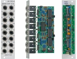 Doepfer A-132-4 Quad exponential VCA / Mixer