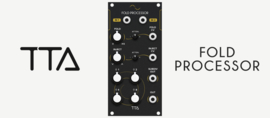 Tiptop Audio Fold Processor (black)