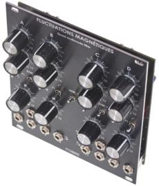 Eowave Fluctuations Magnètiques, Quad Multimode Filter, black