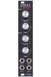 Eowave Zone B.F. Dual LFO, black