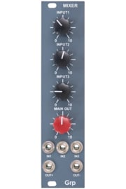 Grp Synthesizer - Mixer
