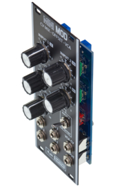 AJH MiniMod CV Mix-Offset-VCA Black