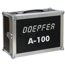 Doepfer A-100P6 Suitcase 2 x 3 U with PSU2   (erurorack case)