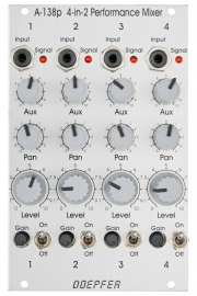 Doepfer A-138p Performance Mixer Input