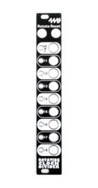 4ms - RCD Faceplate - Black