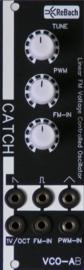 ReBach - Catch VCO-AB