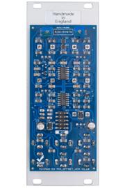 AJH MiniMod CV Mix-Offset-VCA silver