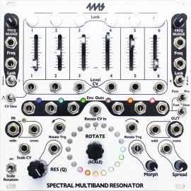 4ms Spectral Mulitband Resonator (SMR)