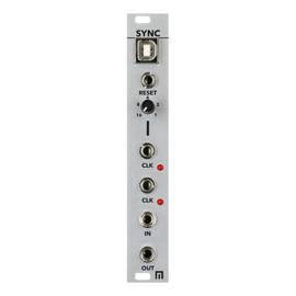 Malekko Sync 4HP USB/MIDI Sync Module