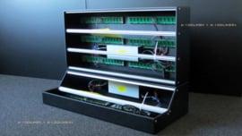Doepfer A-100LMBV Low Cost Monster Base PSU3 Vintage Edition  (erurorack case)