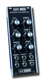 AJH-Synth MiniMod VCA (black)