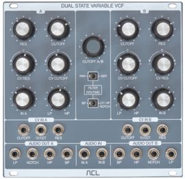ACL Dual State Variable VCF