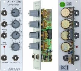 Doepfer A-167 Analog Comparator / Subtractor / Offset Generator