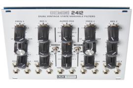 AJH Gemini 2412 Dual SVF silver