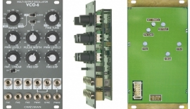 Cwejman VCO-6 Multi Output Oscillator (white front!)