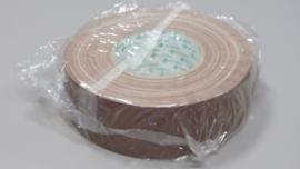 Nichiban gaffer tape 50mm*50m bruin / brown, 1x rol