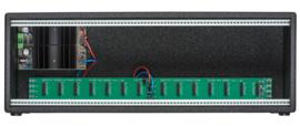 Doepfer A-100LC3v Low Cost Case 3 HE Vintage Edition  (erurorack case)