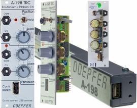 Doepfer A-198 Trautonium Manual / Ribbon Controller