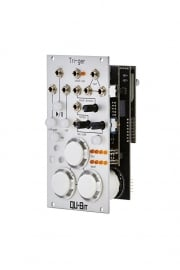 Qu-Bit Electronix -  Tri-ger,  Silver