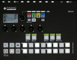 Squarp Instruments Pyramid MK2 sequencer stand alone