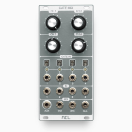 ACL Gated Channel Mixer