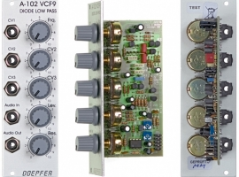 Doepfer A-102 Diode Low Pass (VCF9)
