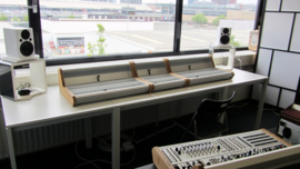 MS-Trinity - Eurorack performance desk , Drie delig