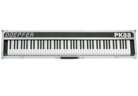 Doepfer PK88 88T/GH Midi keyboard (only in black)