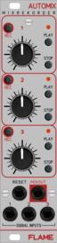"""Flame """"AUTOMIX"""" Mixrekorder"""