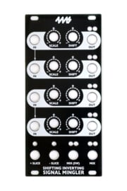 4ms - SISM Faceplate - Black