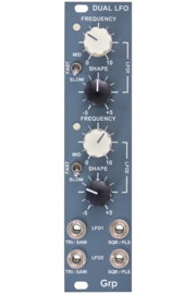 Grp Synthesizer - Dual LFO