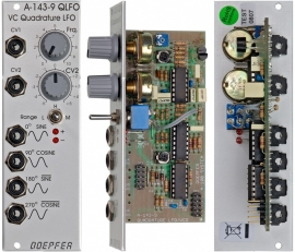 Doepfer A-143-9 Voltage Controlled Quadrature LFO/VCO