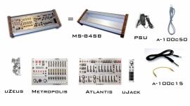 Metropolis - Atlantis Standalone set -silver