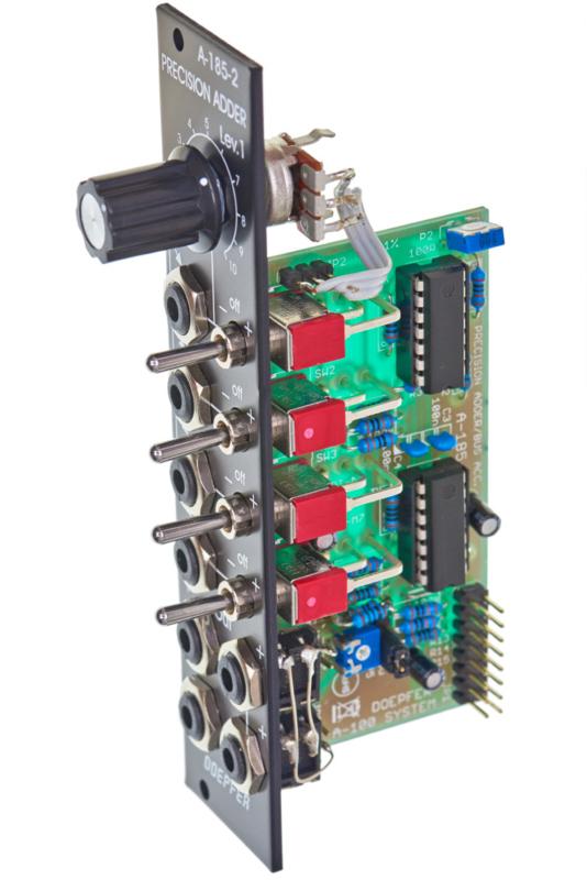 Doepfer A-185-2v Precision Control Voltage Adder /& Buffer Module vintage edi...