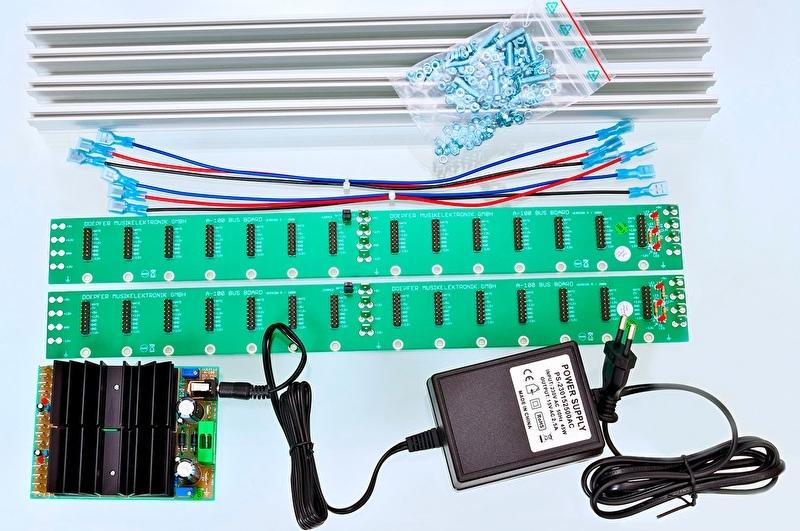 Doepfer A-100DIY1 Do-it-yourself Kit 1