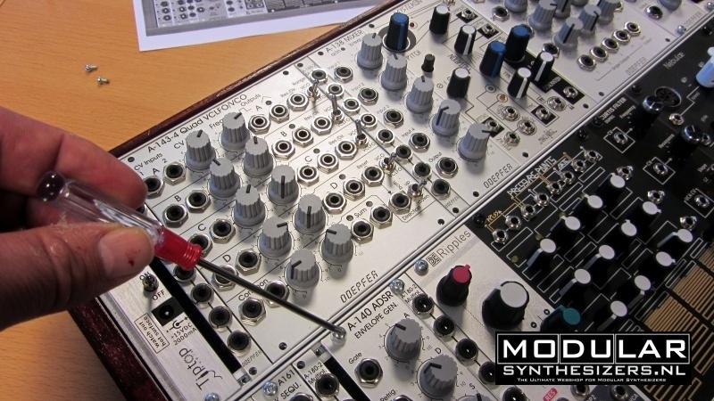 Module assembling costs 9U 84 HP Case