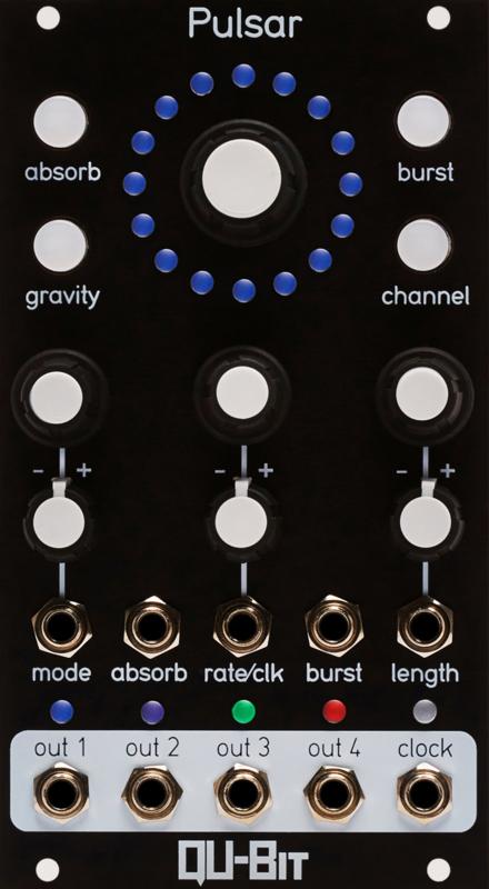 Qu-Bit Electronix - Pulsar (black)