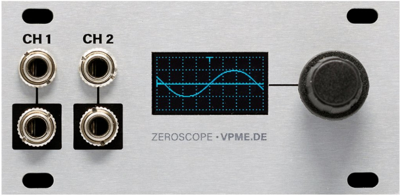 Intellijel Zeroscope 1U