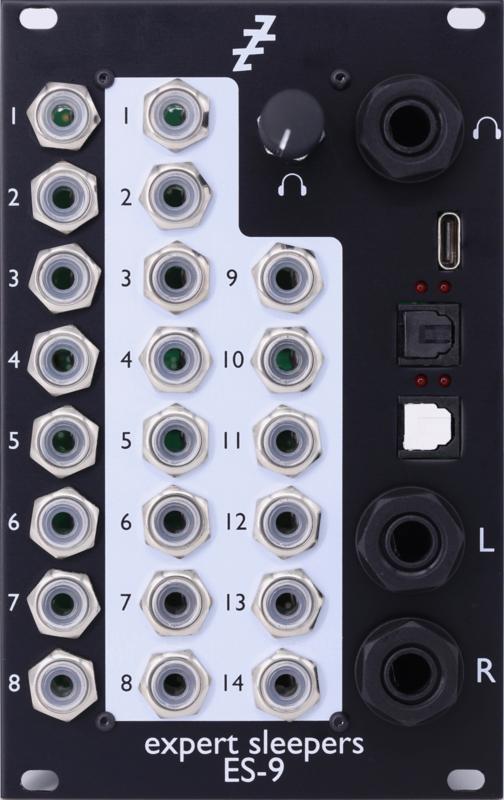 Expert Sleepers - ES-9 USB audio-interface