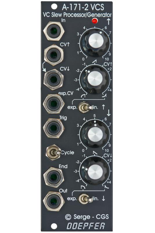 Doepfer A-171-2V Voltage Controlled Slew Processor/Generator