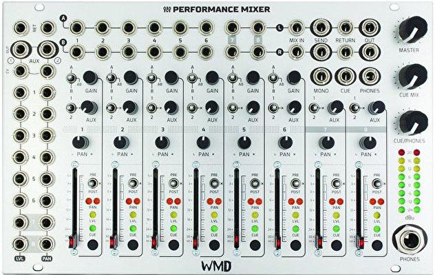 WMD - Performance Mixer