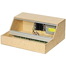 Doepfer A-100LCBsw Low Cost Base with PSU3  (erurorack case)