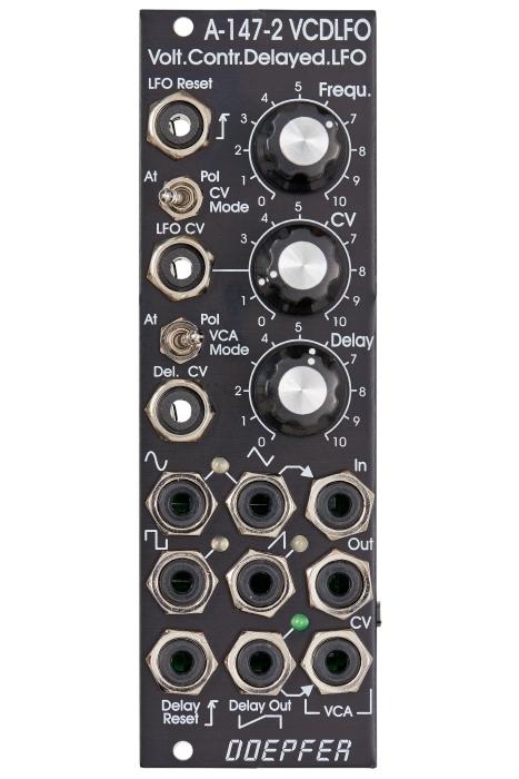 Doepfer A-147-2V (vintage black edition)